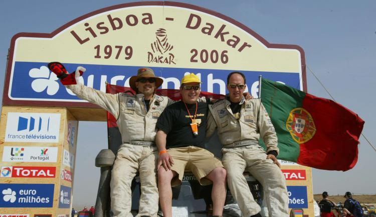 2006 - Rali Lisboa-Dakar