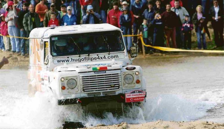 2008 - Transiberico Rally