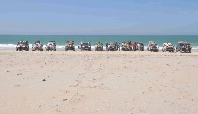 2009 - Solidários até Dakar